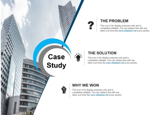 case study for marketing research powerpoint slide