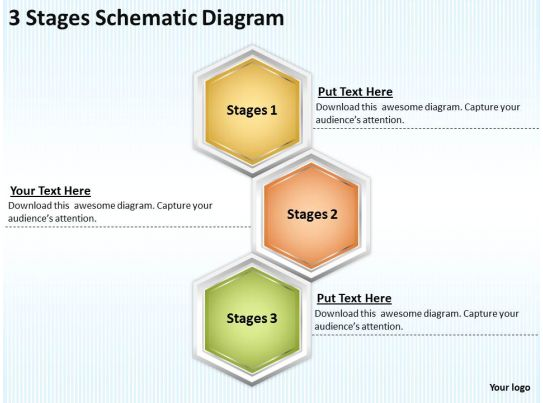change management consulting 3 stages schematic diagram powerpoint rh slideteam net circuit diagram ppt PowerPoint Layout