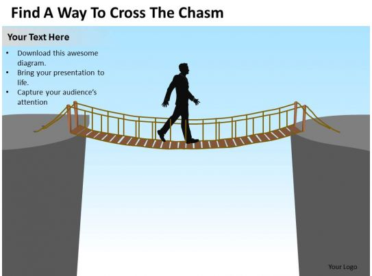 change management consulting way to cross the chasm