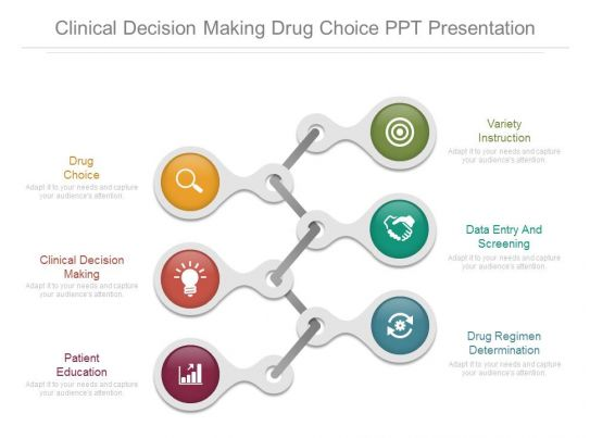clinical decision making drug choice ppt presentation