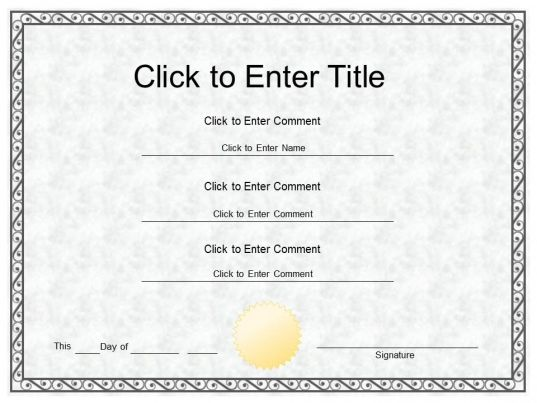 Business Diploma diploma Certificate Template of Appreciation – Editable Certificate Templates