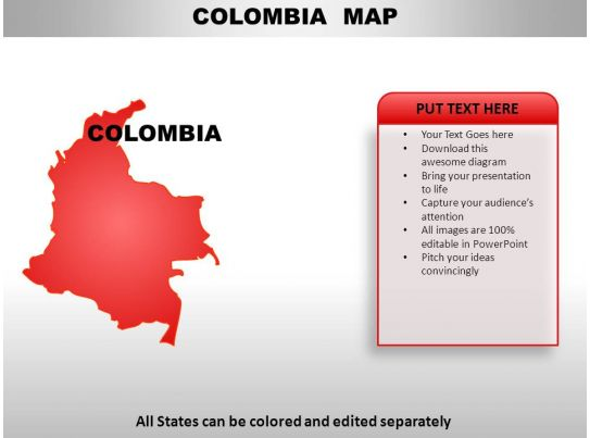 an introduction to the country of colombia Colombia has significant natural resources and its culture reflects the indigenous  indian, spanish and african origins of its people but it has.