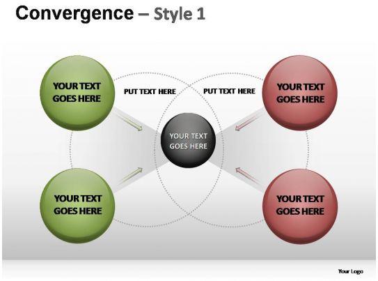 convergence style 1 powerpoint presentation slides powerpoint