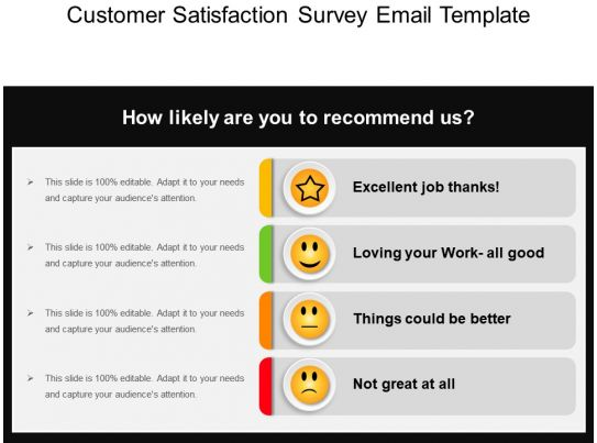 Lovely Customer Survey Email Template Photos  Example Resume Ideas