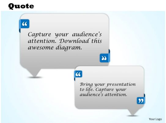 34853893 Style Essentials 1 Quotes 1 Piece Powerpoint Presentation Dia...