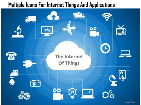 Dd Multiple Icons For Internet Things And Applications