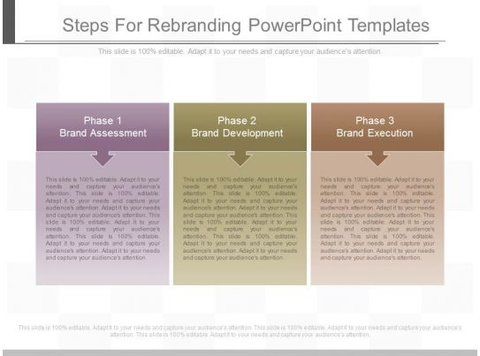 download steps for rebranding powerpoint templates