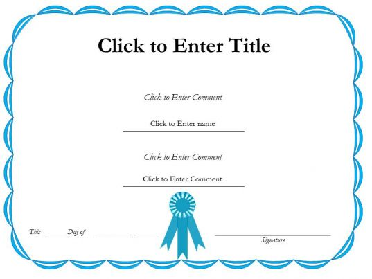 education graduate completion diploma certificate template