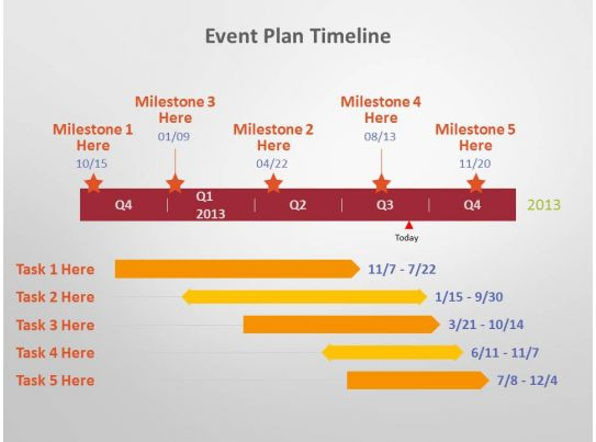 event planning and legal template