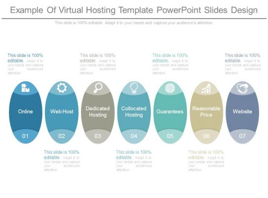 Example Of Virtual Hosting Template Powerpoint Slides Design
