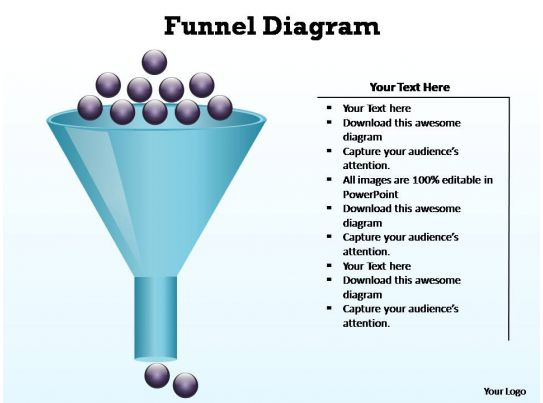 funnel diagram editable powerpoint slides templates : funnel diagram - findchart.co