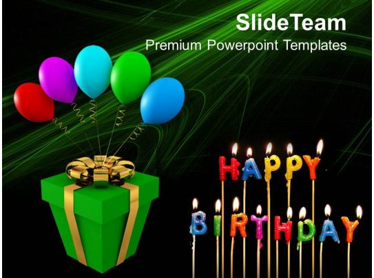 Similiar Happy Birthday Ppt Template Keywords