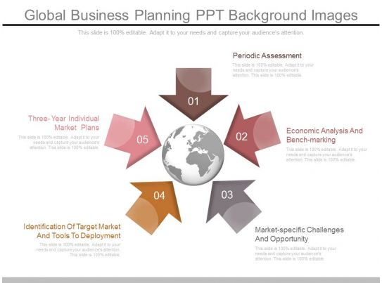 Free Business powerpoint Templates Design