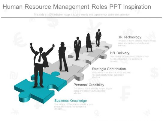 Human Resource Management Roles Ppt Inspiration