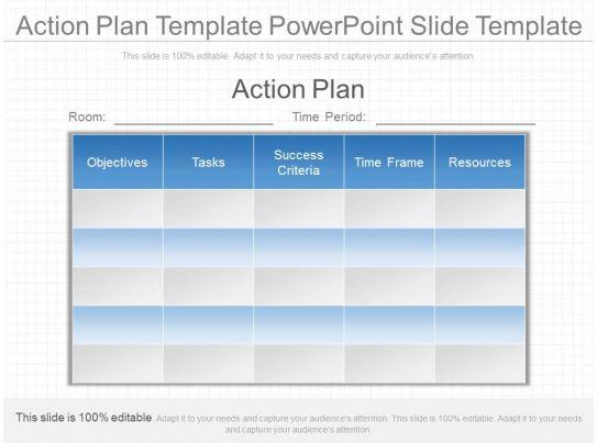 innovative action plan template powerpoint slide template. Black Bedroom Furniture Sets. Home Design Ideas