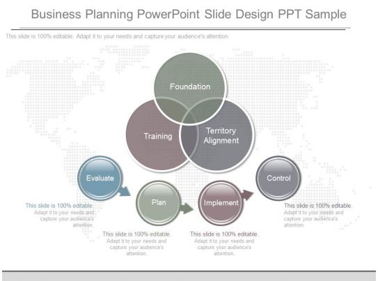 Innovative business plan ppt
