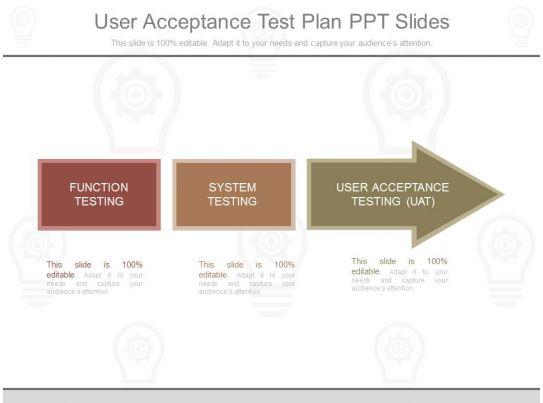 user acceptance test plan pdf