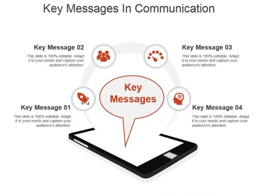 key messages in communication powerpoint slide download