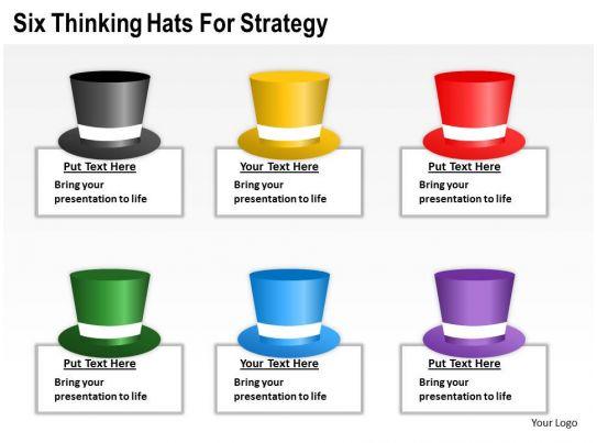 Skillfully Designed Business Presentation Showing