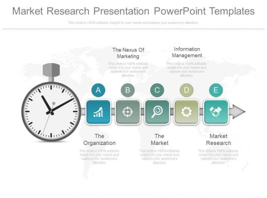 Market Research Presentation Powerpoint Templates Templates