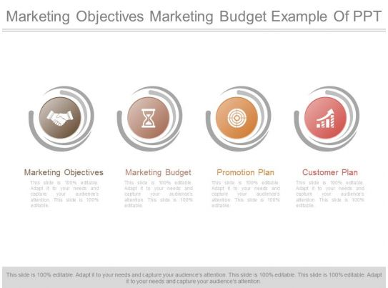Case study of advertising budget