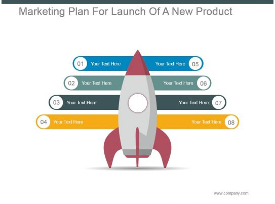 media launch plan template - marketing plan for launch of a new product powerpoint slide deck template powerpoint
