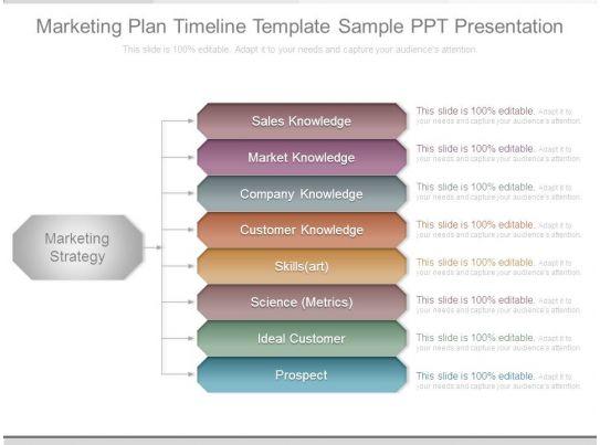 sample marketing plan presentation examples of business plan steps