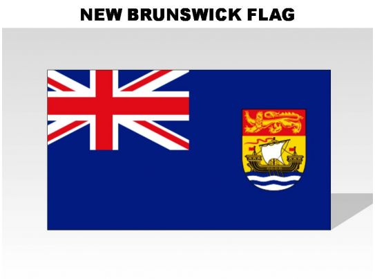 new brunswick country powerpoint flags
