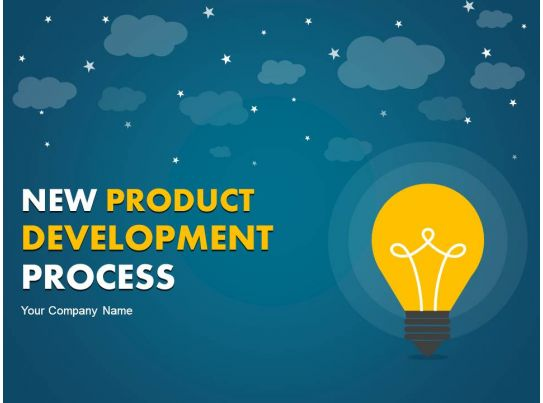 New product development process powerpoint presentation for New product design and development