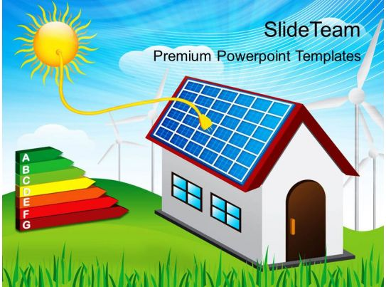 powerpoint templates for school solar energy business ppt slides