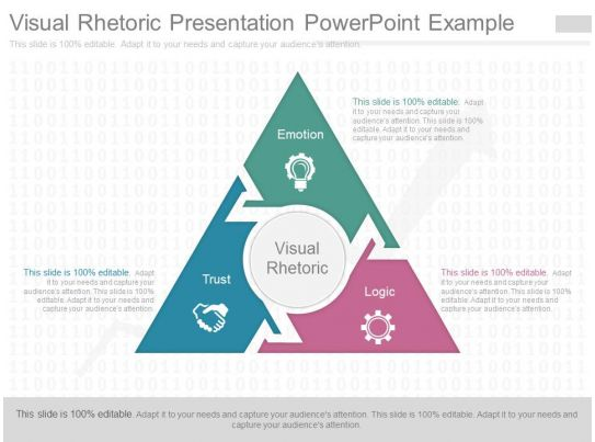 ppts visual rhetoric presentation powerpoint example
