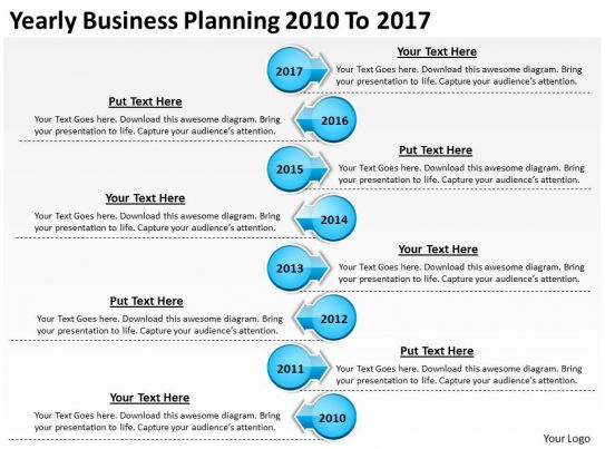 Product roadmap timeline yearly business planning 2010 to 2017 product roadmap timeline yearly business planning 2010 to 2017 powerpoint templates slides powerpoint presentation sample example of ppt presentation wajeb Images