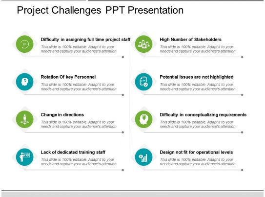 problem statement powerpoint templates | problem statement, Modern powerpoint
