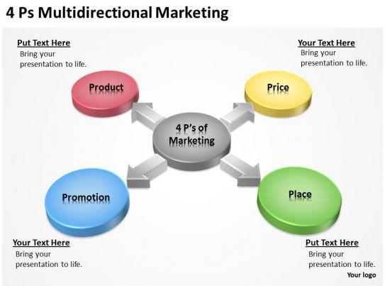 Project Management Consulting Marketing Powerpoint