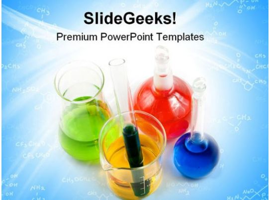 Colorful flasks science powerpoint templates and powerpoint colorful flasks science powerpoint templates and powerpoint backgrounds 0611 template presentation sample of ppt presentation presentation background toneelgroepblik Gallery