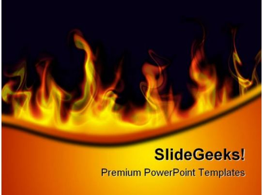 fire flames abstract powerpoint templates and powerpoint backgrounds 0411 powerpoint. Black Bedroom Furniture Sets. Home Design Ideas