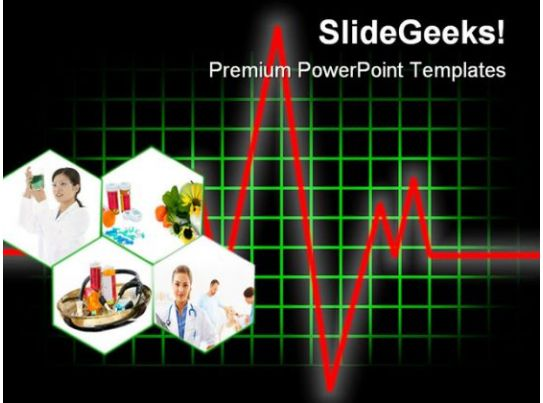 health test medical powerpoint templates and powerpoint
