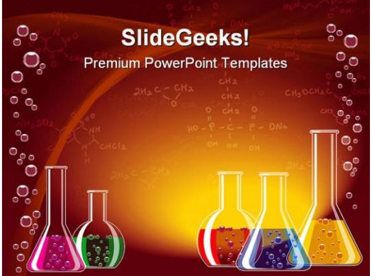 Laboratory Equipment Science PowerPoint Templates And PowerPoint ...