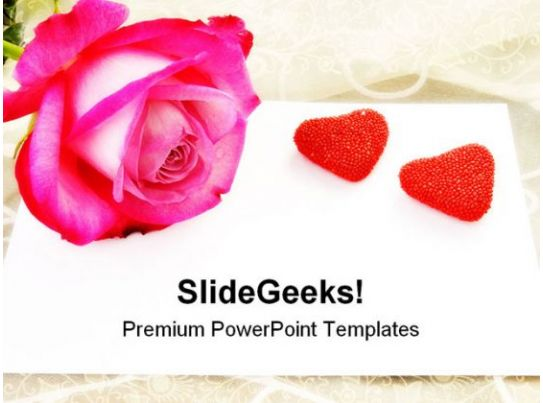 Love letter roses wedding powerpoint templates and powerpoint love letter rose wedding toneelgroepblik Gallery