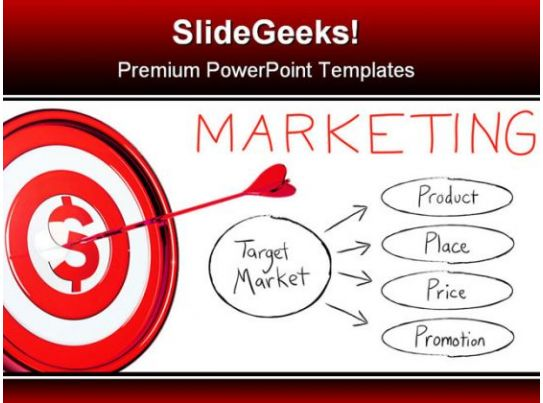 marketing business powerpoint template 0510 presentation