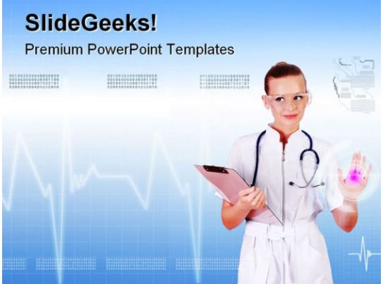 nurse medical powerpoint templates and powerpoint