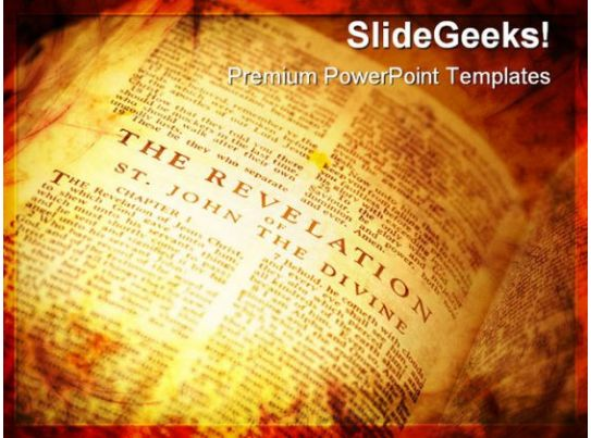 Cool Open Bible Background Open Bible The Revelation