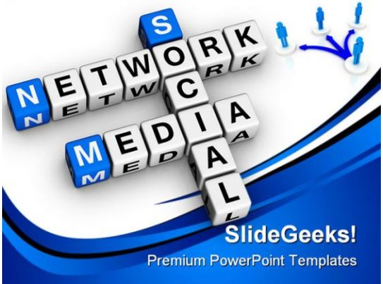 Social Media PowerPoint Themes | Social Media PowerPoint Templates ...