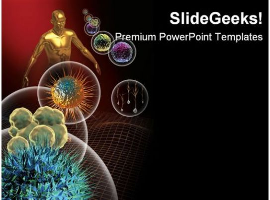 stem cells medical powerpoint template 0910 powerpoint templates download ppt background template graphics presentation