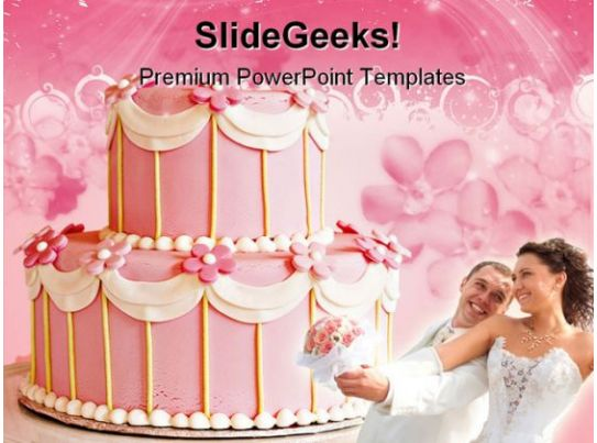 wedding cake family powerpoint templates and powerpoint backgrounds 0211 ppt images gallery. Black Bedroom Furniture Sets. Home Design Ideas