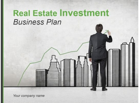 Investment business plan ppt example