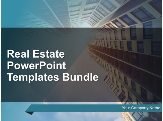 real estate powerpoint templates bundle powerpoint