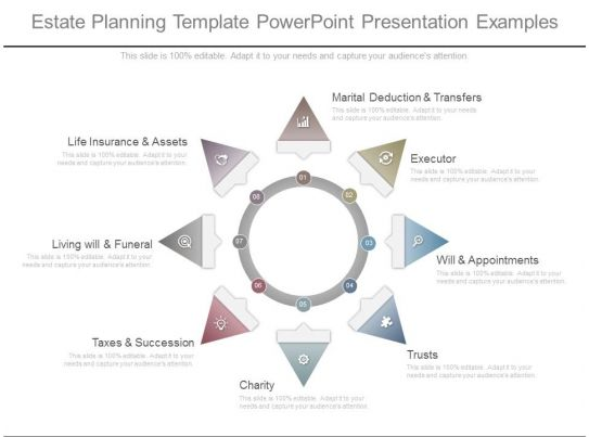 see estate planning template powerpoint presentation examples. Black Bedroom Furniture Sets. Home Design Ideas