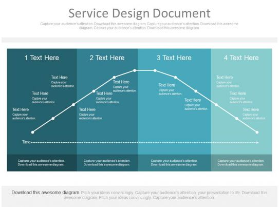 service design blueprint template - service design document ppt slides powerpoint templates