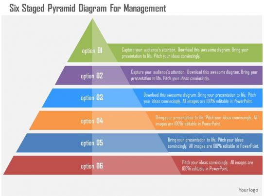 d pyramid  pieces diagram
